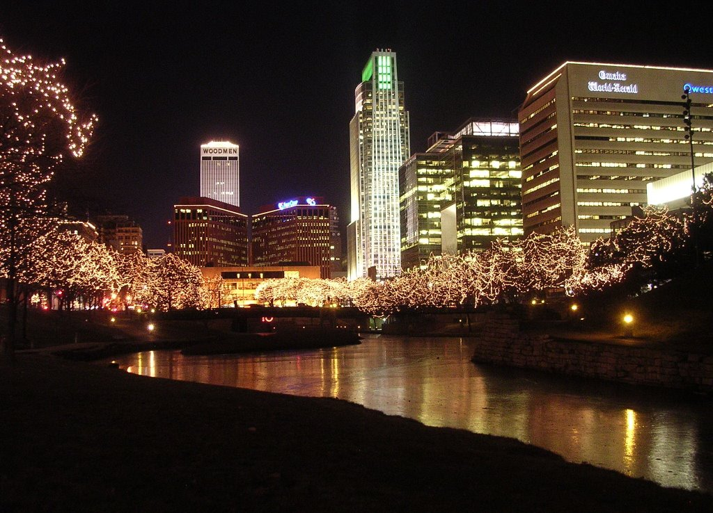Christmas Lights Omaha.Holiday Happenings In Omaha
