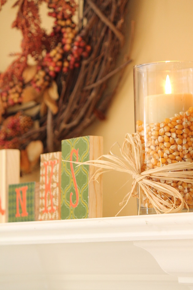 Decorating Your Home for Thanksgiving