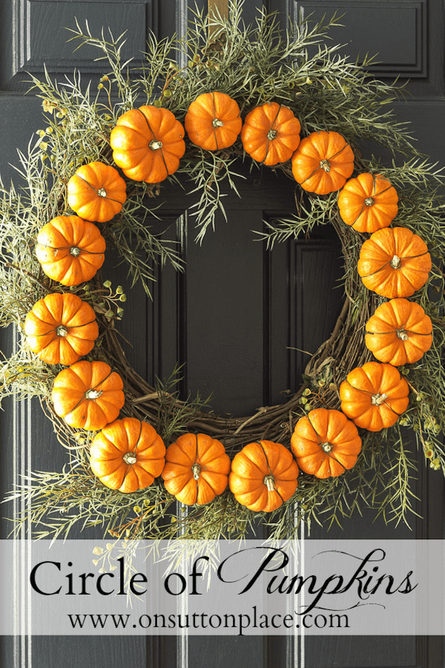 Diy home decorating your home for thanksgiving for Thanksgiving home decorations