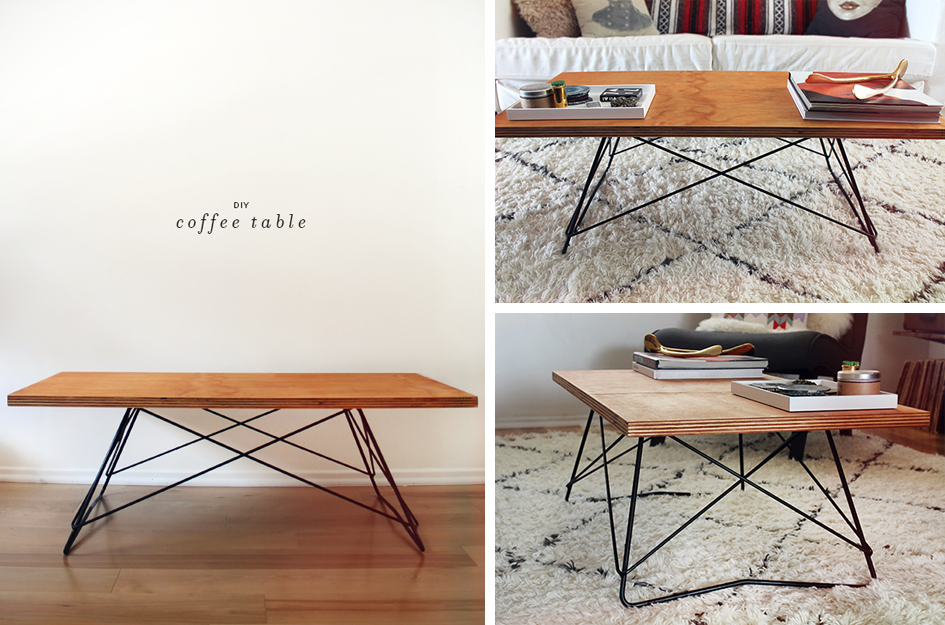 15 Diy Coffee Table Ideas Personalize Your Living Room