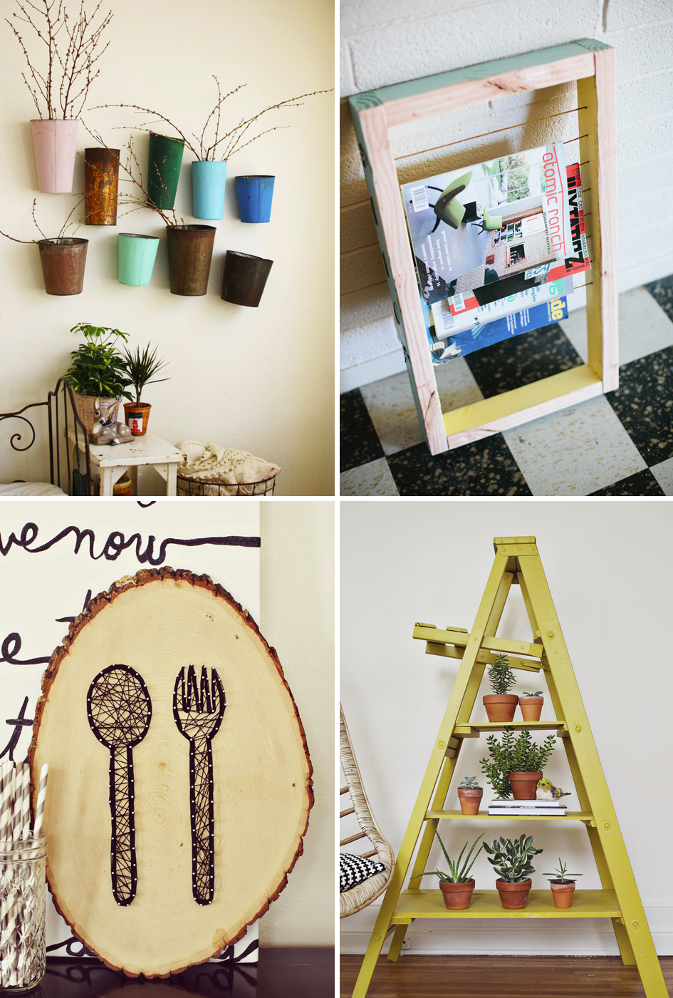 Renter-Friendly DIY Projects